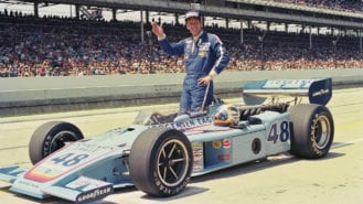 Motorsport world pays tribute to 'magical' IndyCar legend Bobby Unser