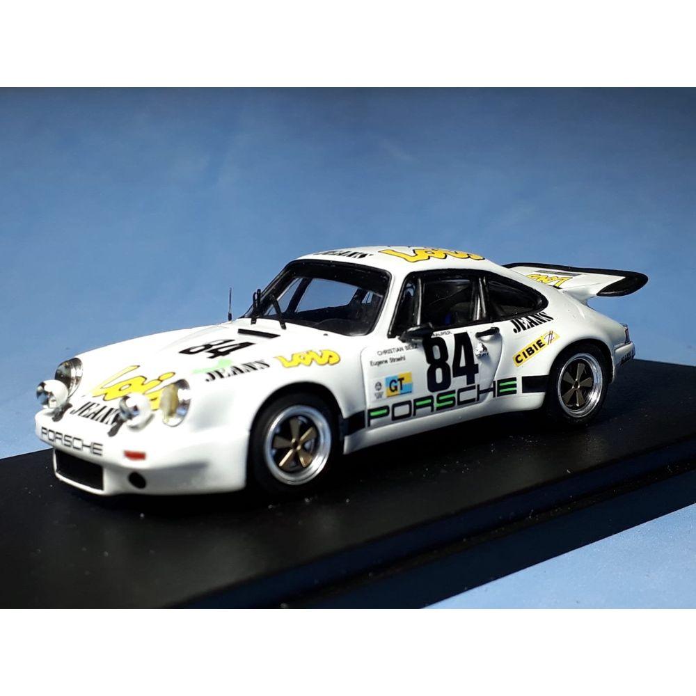 Product image for Porsche 911 Carrera RS Gr.3 | Lois Le Mans 1975 | #84 Maurer/Beez/Straehl | REMEMBER MODELS | 1:43 Factory built