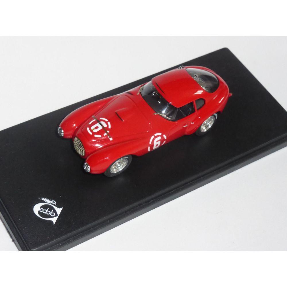 Product image for Ferrari 166MM/212 | Export Uovo 6h Pescara 1952 | #6 Serena/Mancini | REMEMBER Models | 1:43 Factory built
