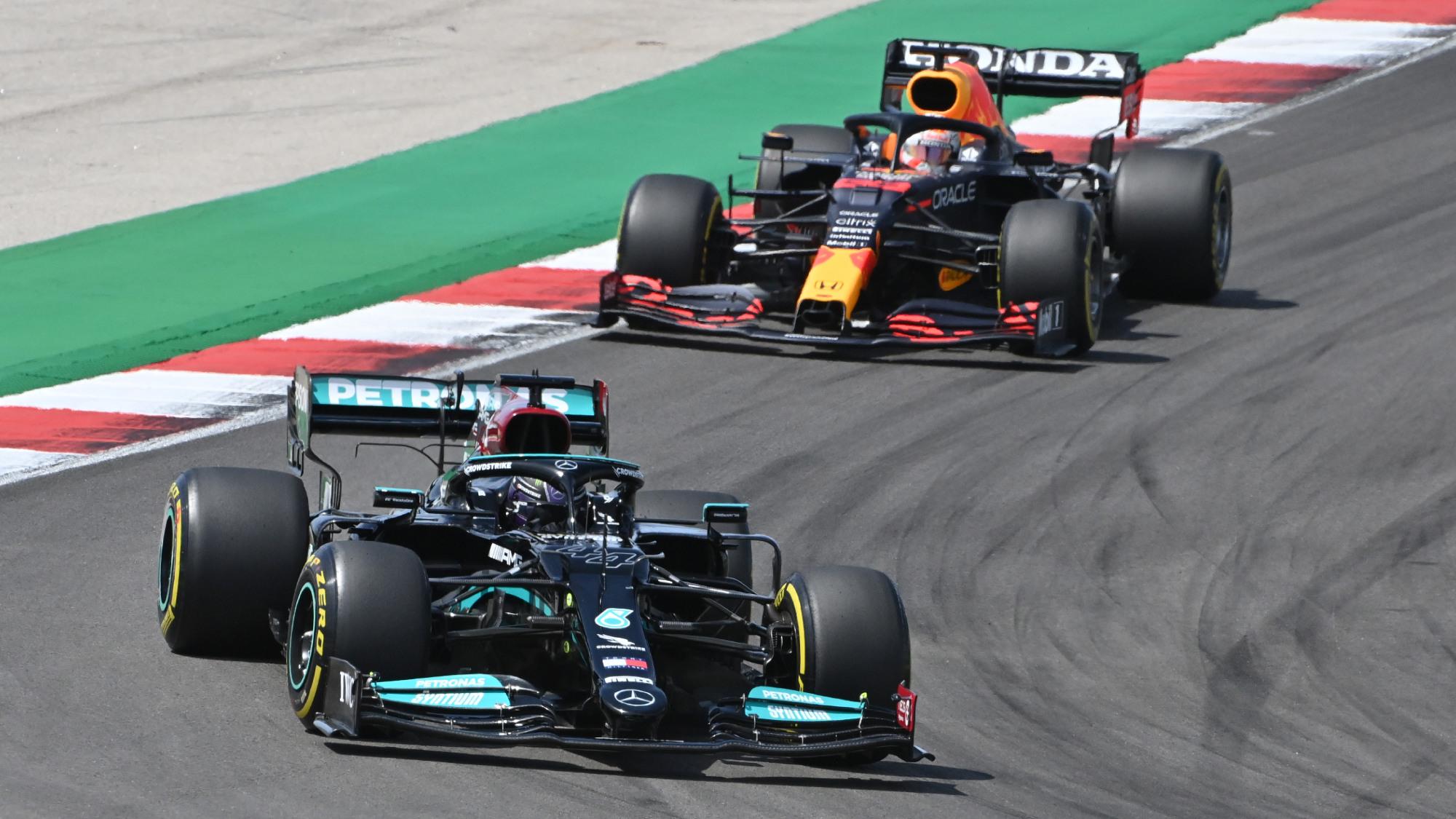 Lewis Hamilton, 2021 Portuguese GP
