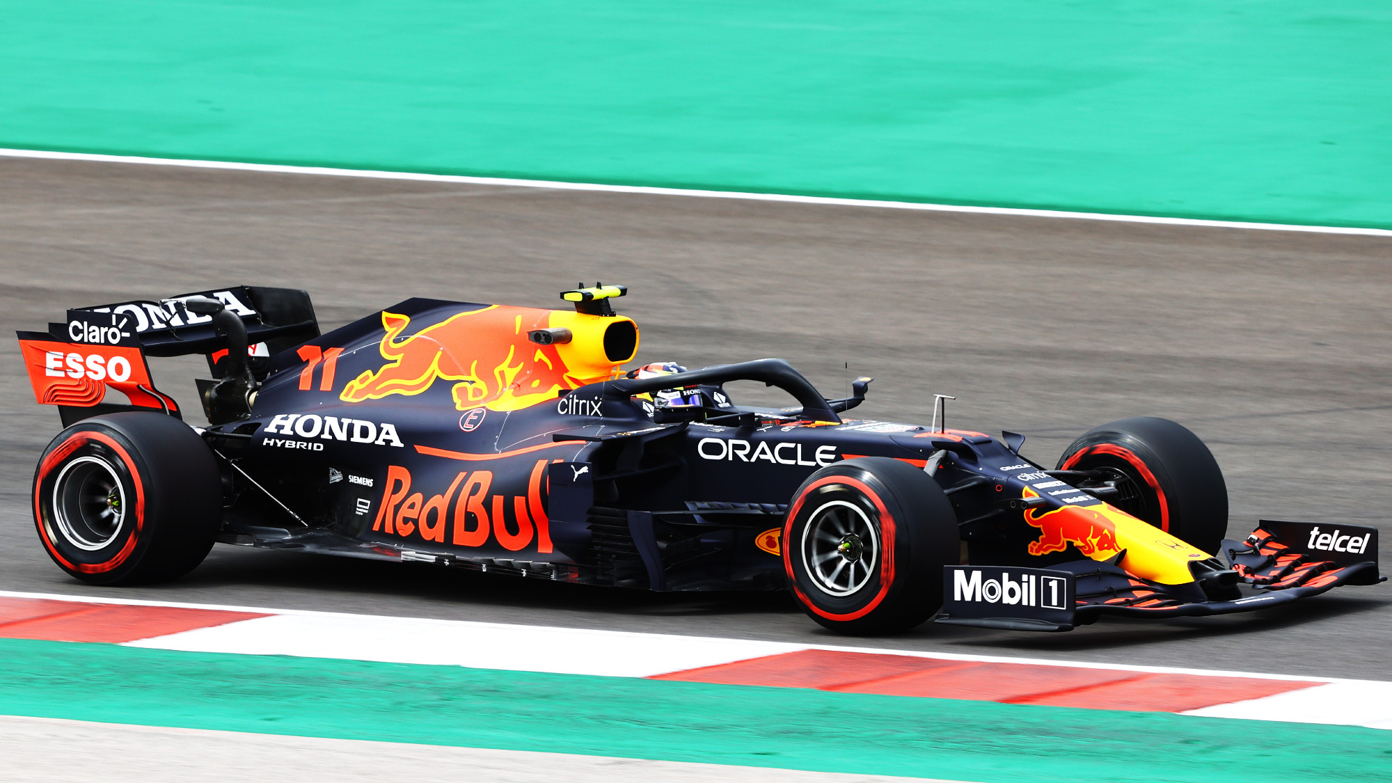 Sergio Perez, 2021 Portuguese GP
