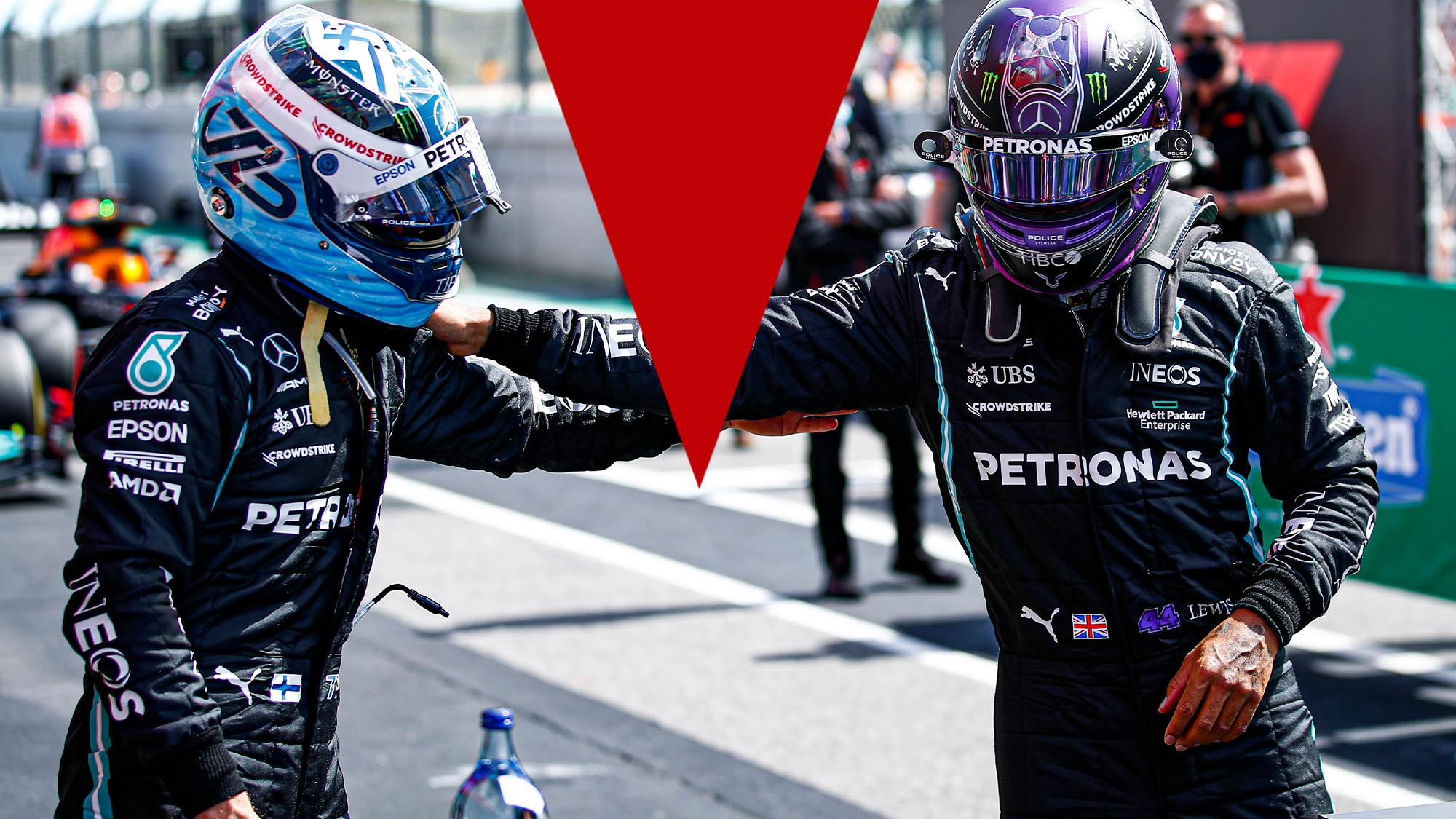 Hamilton Bottas Portugal