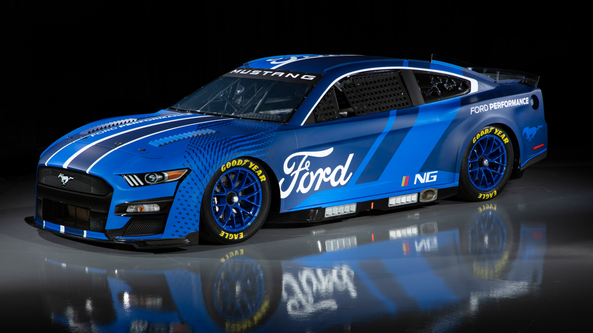 NASCAR unveils Next Gen Camaro, Mustang and Camry for 2022 season