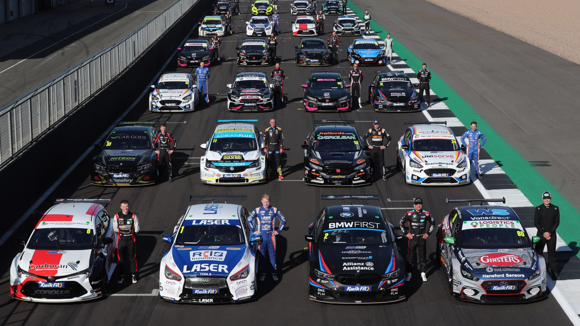 Could this be the most unpredictable BTCC season yet?