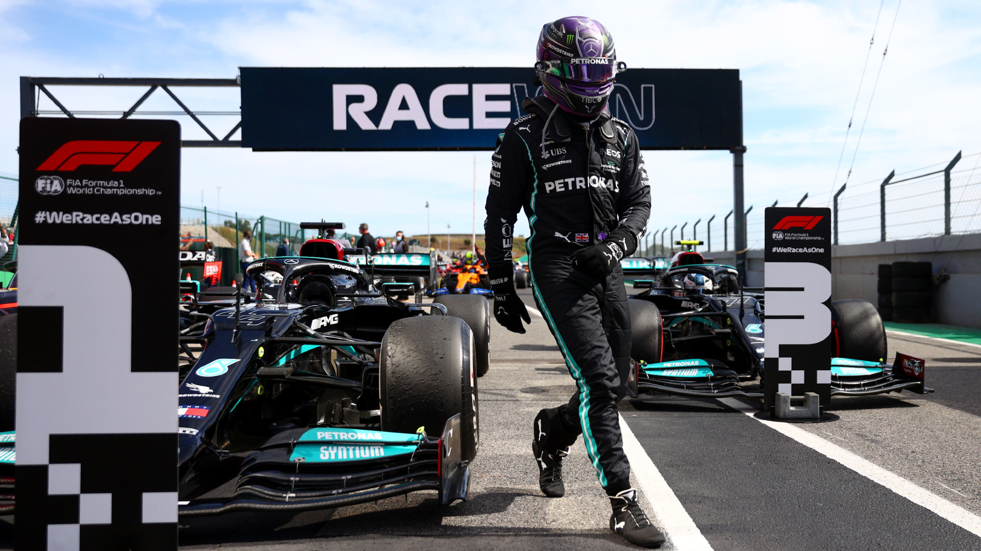 Like it or not, Hamilton is on course to be a Formula 1 legend