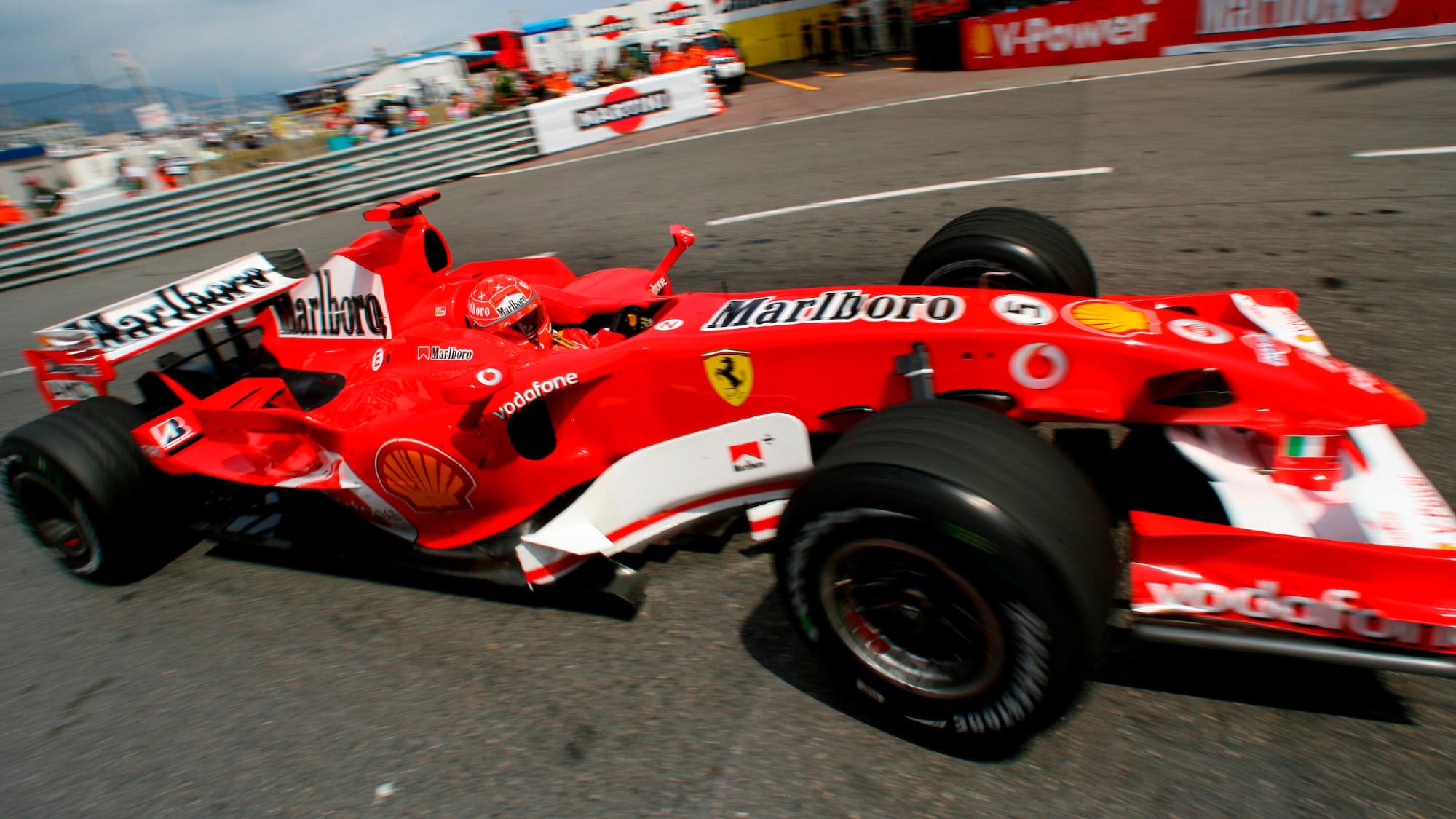 Michael Schumacher, 2006 Monaco GP