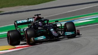 2021 Spanish Grand Prix practice round-up: Hamilton leads Mercedes one-two after FP2