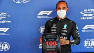 2021 Spanish GP qualifying report: Hamilton makes his tonne