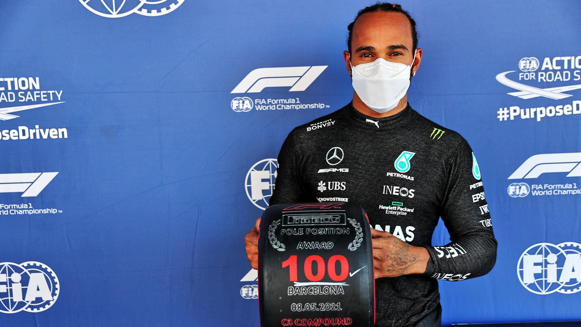 2021 Spanish GP qualifying report: Hamilton makes his tonne