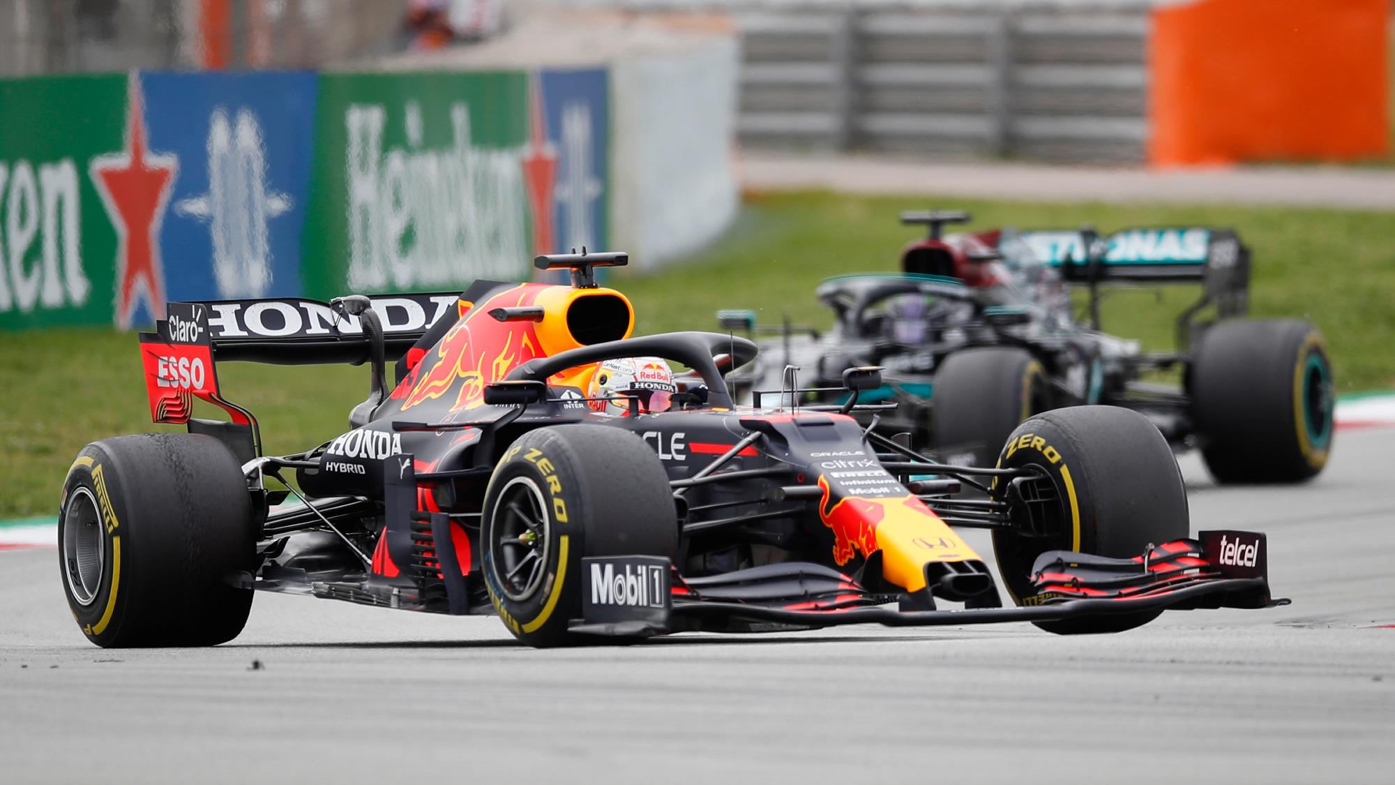 Max Verstappen, 2021 Spanish GP