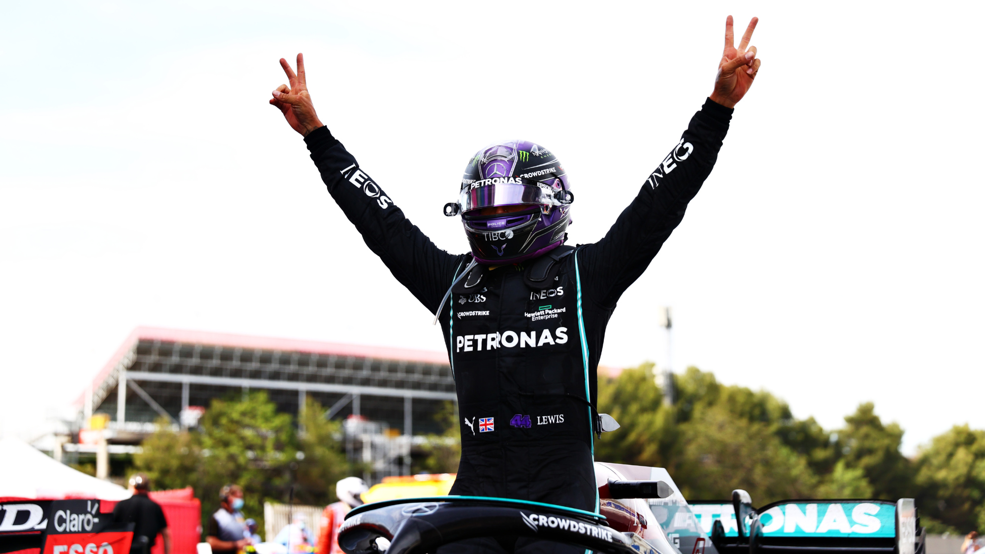 Lewis Hamilton, 2021 Spanish GP