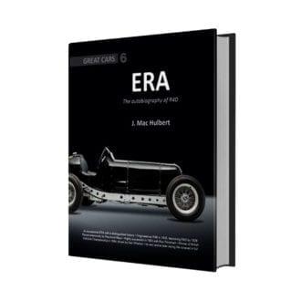 Product image for ERA | J. Mac Hulbert | Hardback