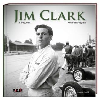 Product image for Jim Clark | Racing Hero | Graham Gauld | Hardback