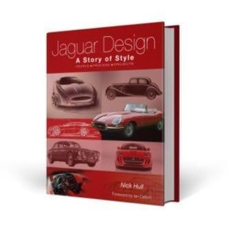 Product image for Jaguar Design | Nick Hull | Hardback