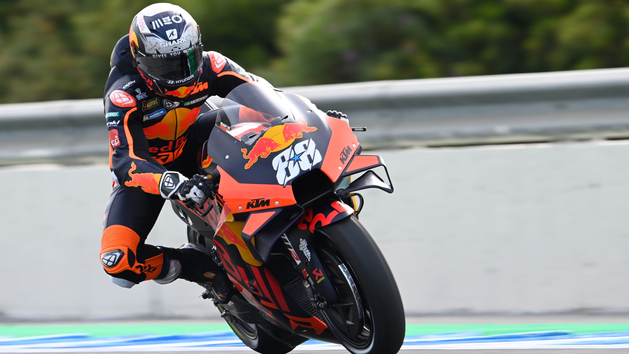 Miguel Oliveira, KTM 2021
