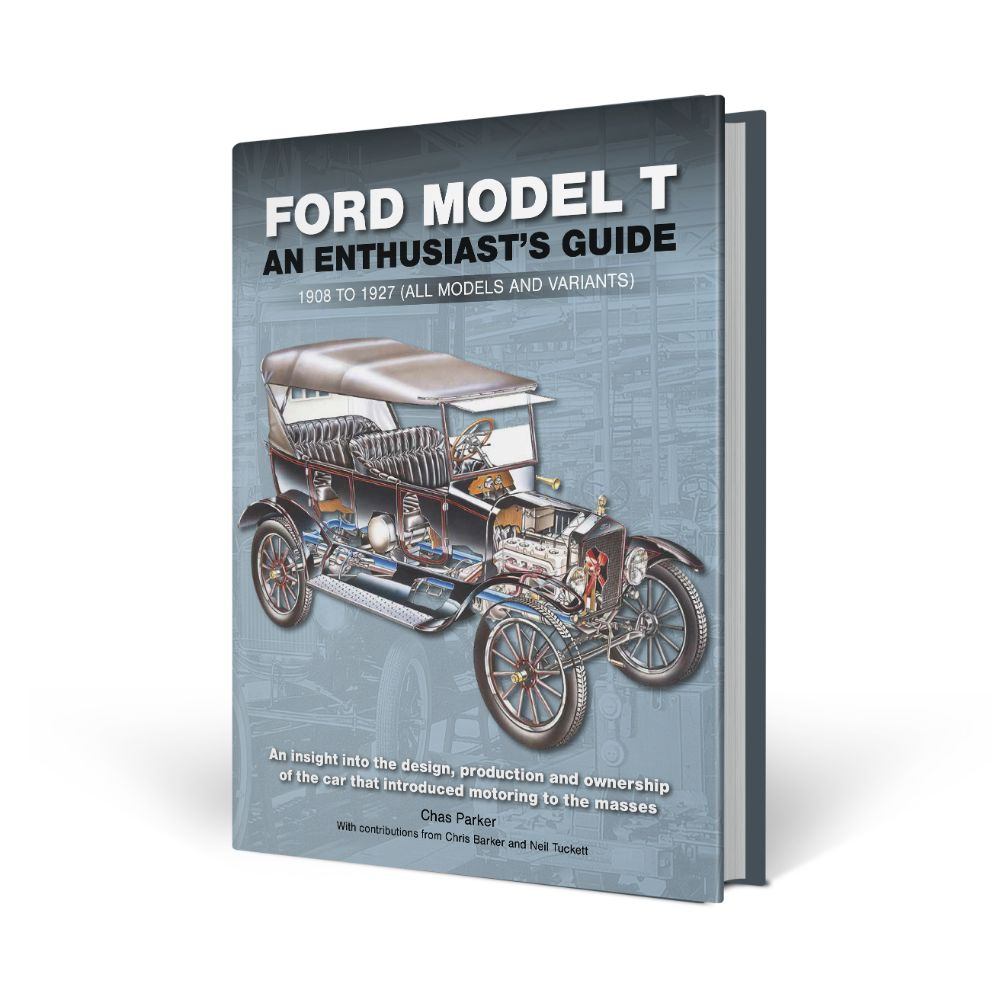 Product image for Ford Model T | Chas Parker, Chris Barker & Neil Tuckett | Hardback