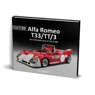 Product image for Alfa Romeo T33/TT/3 | Ian Wagstaff | Hardback