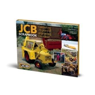 Product image for JCB Scrapbook | Martin Port | Softback