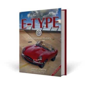 Product image for Jaguar E-Type: The Definitive History | Philip Porter | Hardback