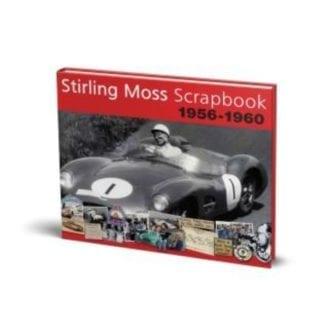 Product image for Stirling Moss Scrapbook 1956-1960 | Stirling Moss & Philip Porter | Hardback