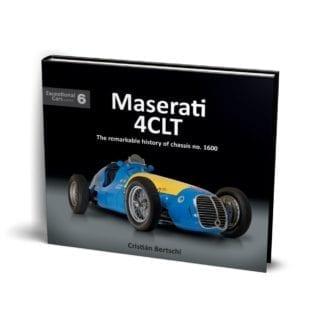 Product image for Maserati 4CLT | Cristiàn Bertschi | Hardback