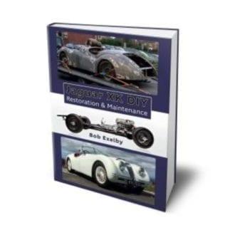 Product image for Jaguar XK DIY | Bob Exelby | Hardback