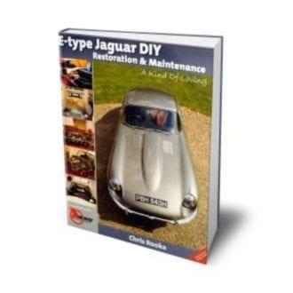 Product image for E-Type Jaguar DIY | Chris Rooke | Softback