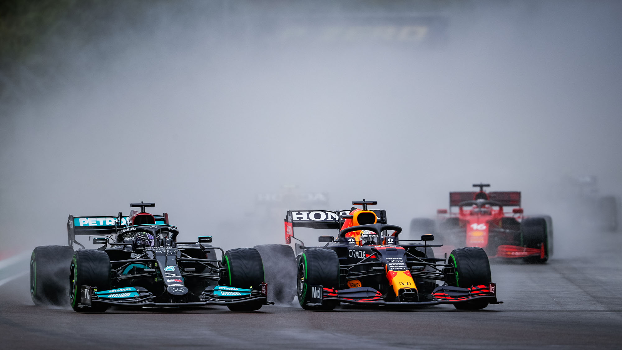 Why Hamilton vs Verstappen could surpass Senna vs Prost