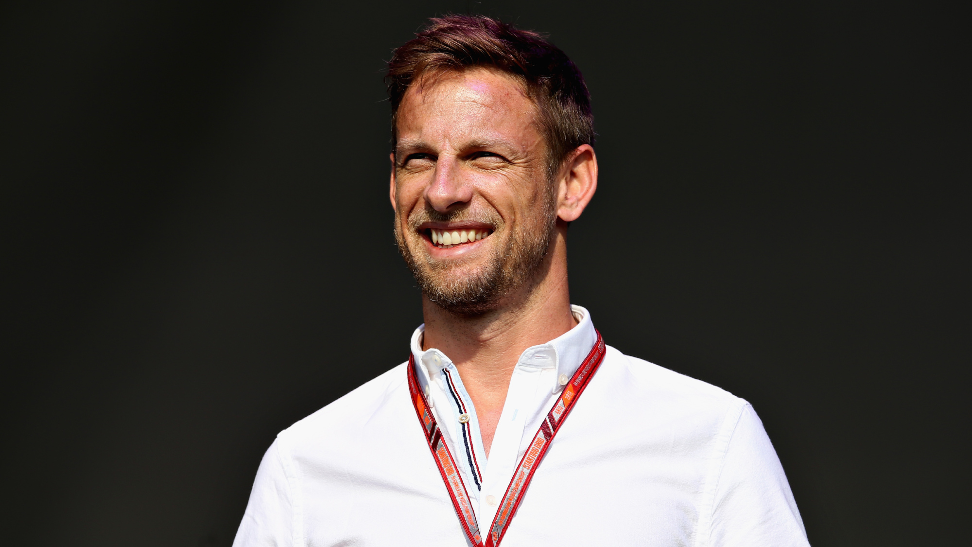 A private audience with Jenson Button