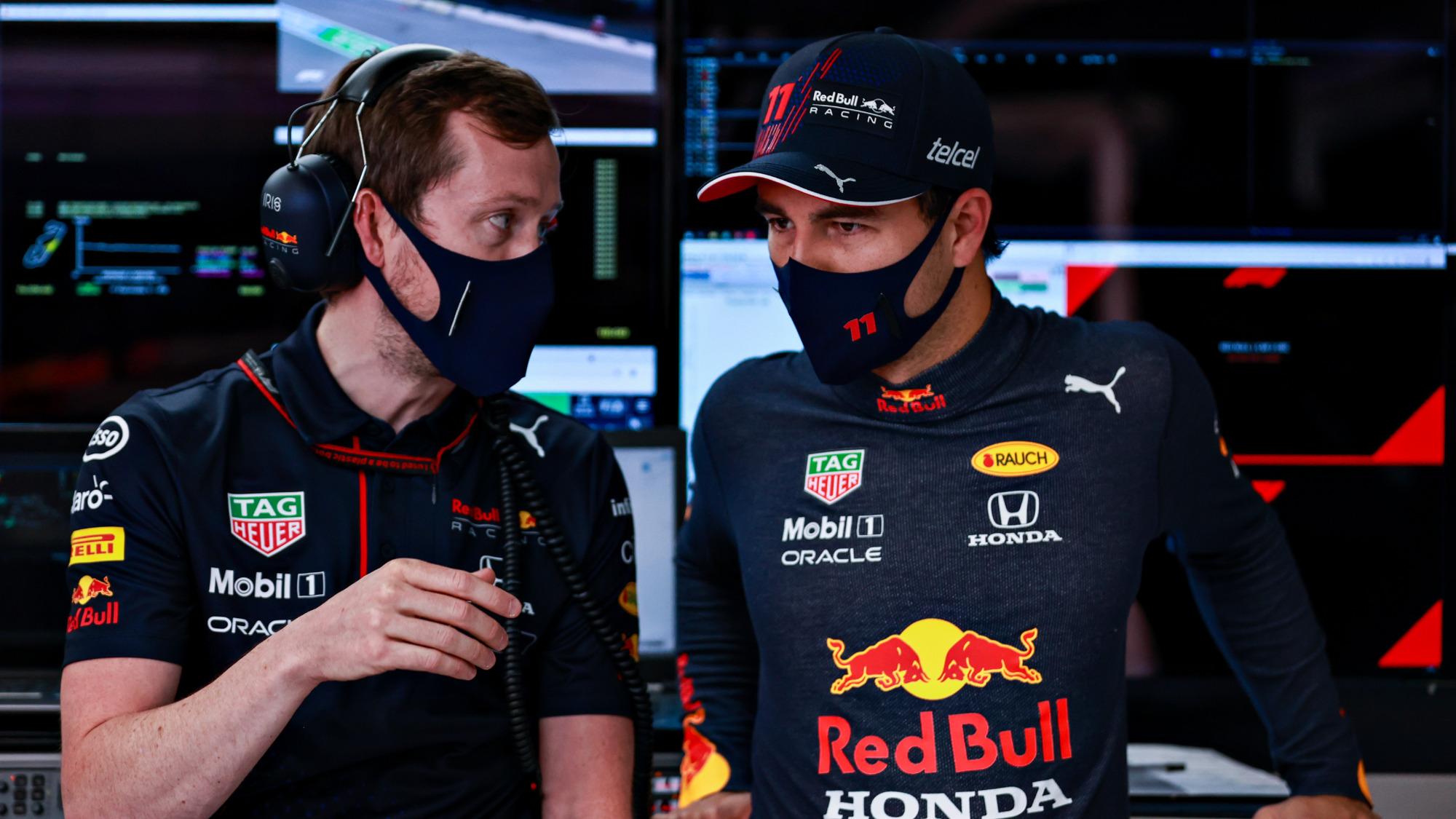 Sergio Perez, 2021 Spanish GP