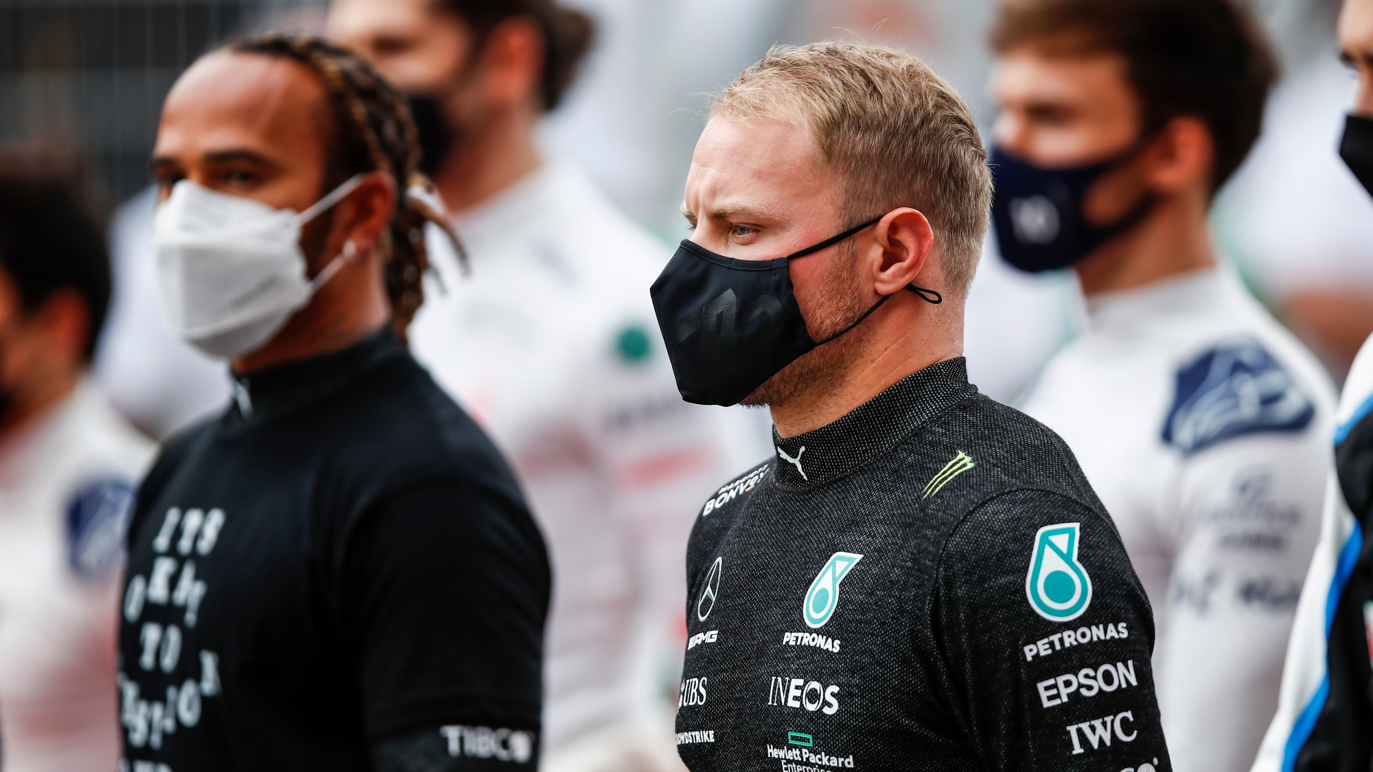 Bottas and Perez still pivotal to the F1 story in 2021