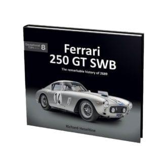 Product image for Ferrari 250 GT SWB | Richard Heseltine | Hardback