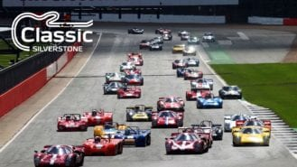 WIN tickets for The Classic at Silverstone