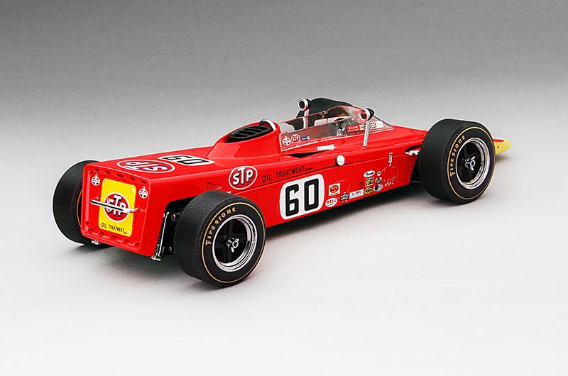 Product image for Lotus 56 No.60  | Team Lotus 1968 Indy 500 | J.Leonard | 1/18