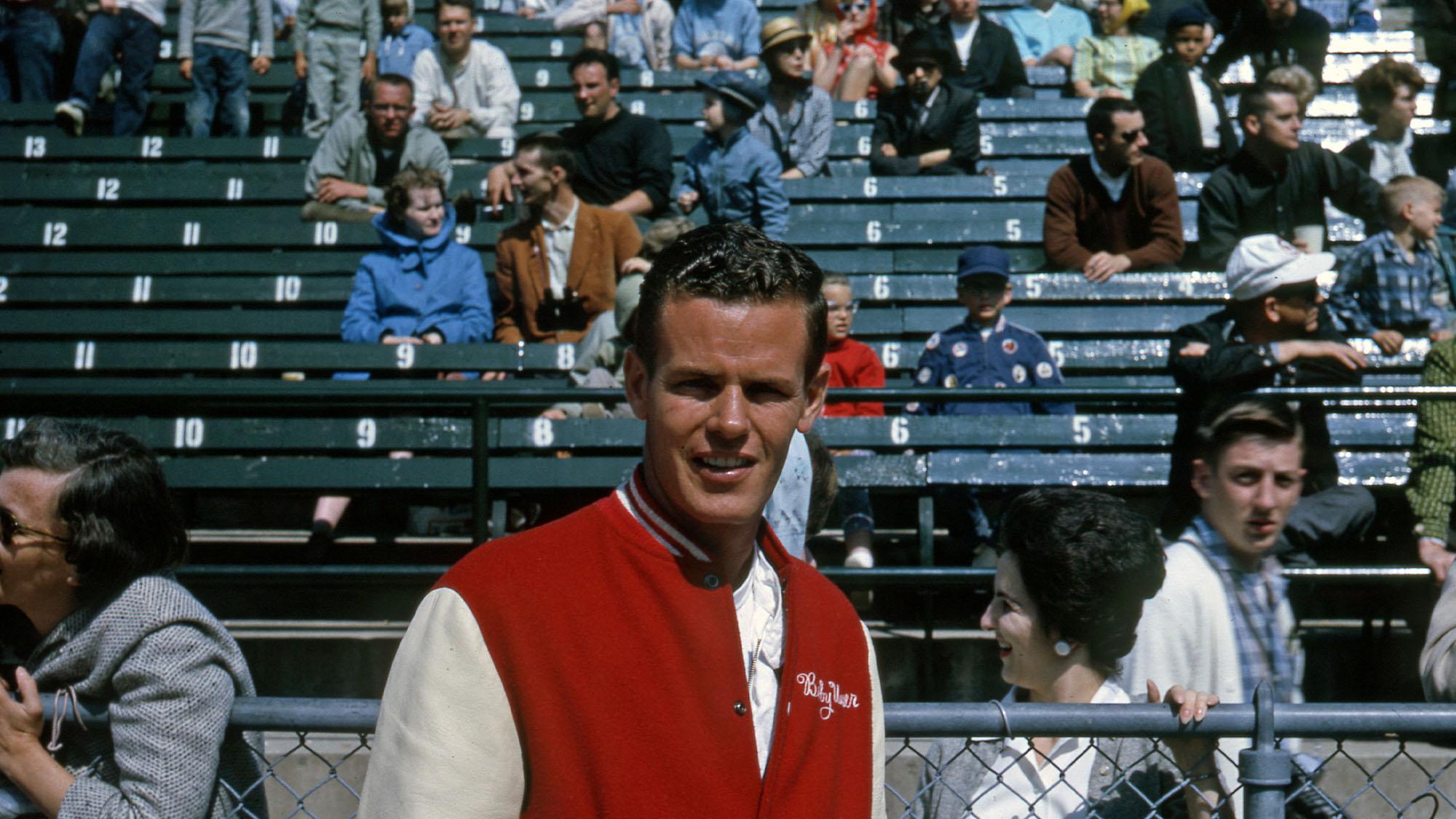 Bobby Unser rookie 63