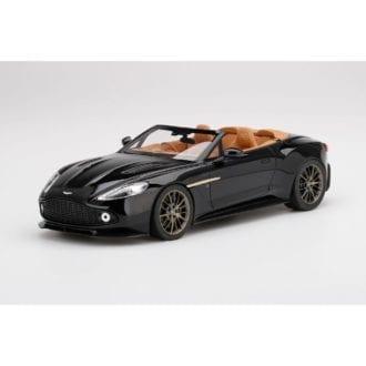 Product image for Aston Martin Vanquish Zagato Volante   Scorching Black   1/18