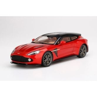 Product image for Aston Martin Vanquish Zagato Shooting Brake   Lava Red    1/18