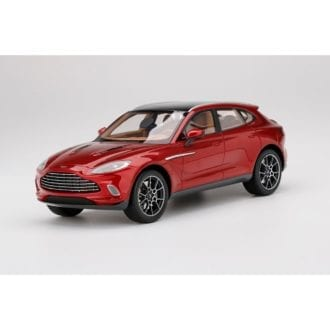 Product image for Aston Martin DBX   Hyper Red   1/18