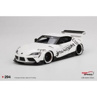 Product image for Pandem Toyota GR Supra V1.0   White   1/18