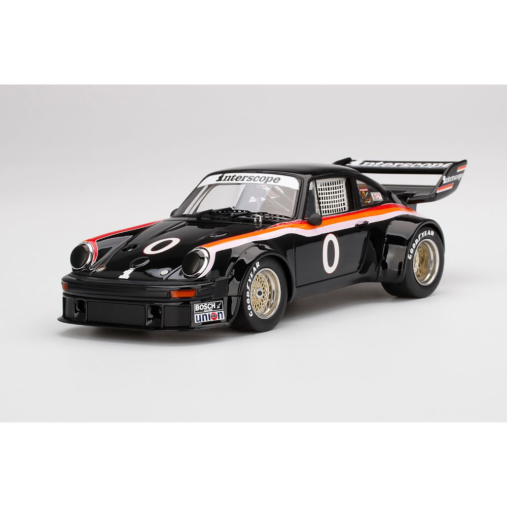 Product image for Porsche 934/5 NO.0 | 1977 IMSA Laguna Seca 100Mi Winner | Interscope Racing  | 1/18