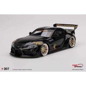 Product image for Pandem Toyota GR Supra V1.0   Black   1 18