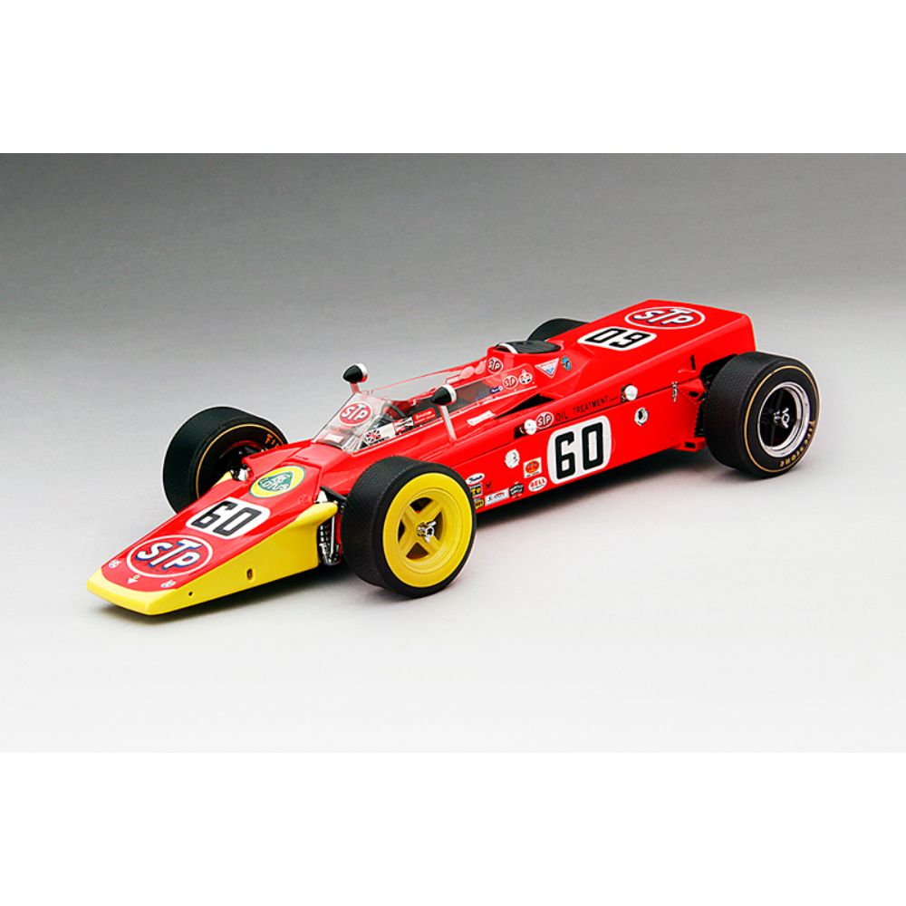 Product image for Lotus 56 No.60  | Team Lotus 1968 Indy 500 | J.Leonard | 1/18