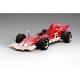 Product image for 1971 Lotus 56B   No.6 Race of Champions   Team Lotus   E.Fittipaldi   1/18