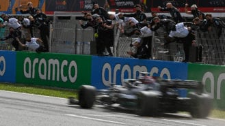 MPH: Did Mercedes strategy call provide window into wild F1 future?