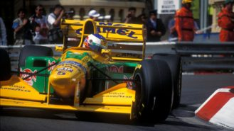 F1's 1990s tech boom: tobacco money and more manufacturers