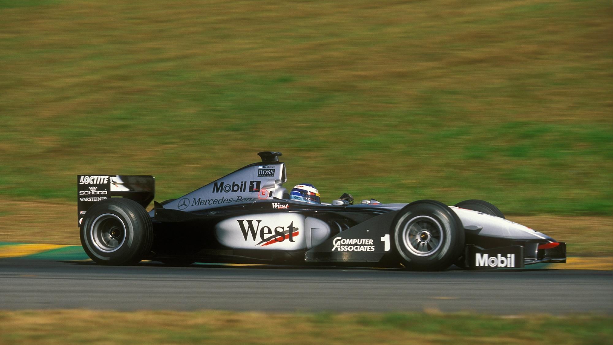 Mika Hakkinen, 1999 McLaren