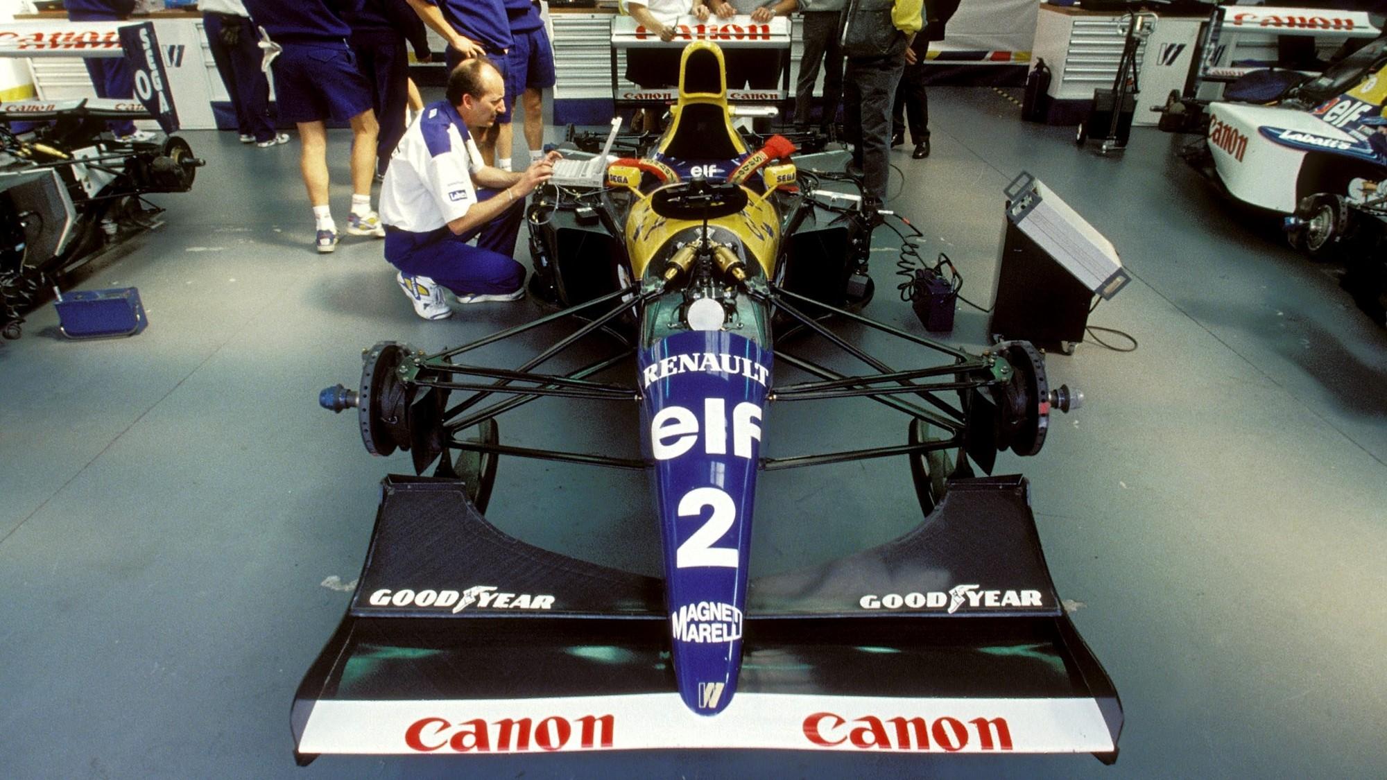 Williams FW15C, 1993