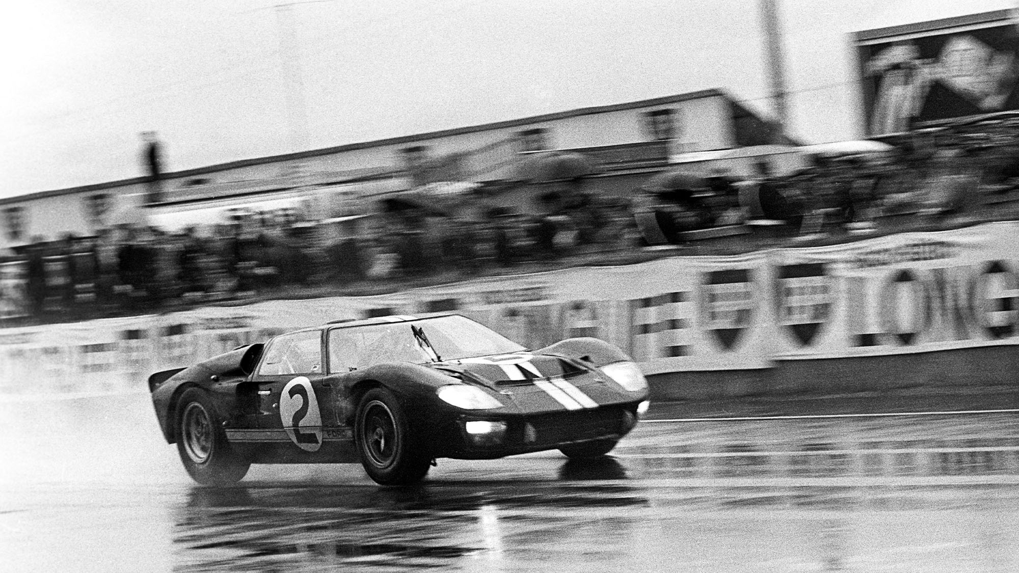 Last-ever Ford GT40 made goes up for auction