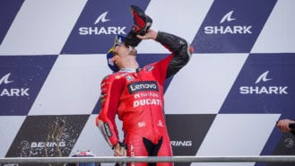 MotoGP audience soars as Le Mans race is shown on free-to-view TV