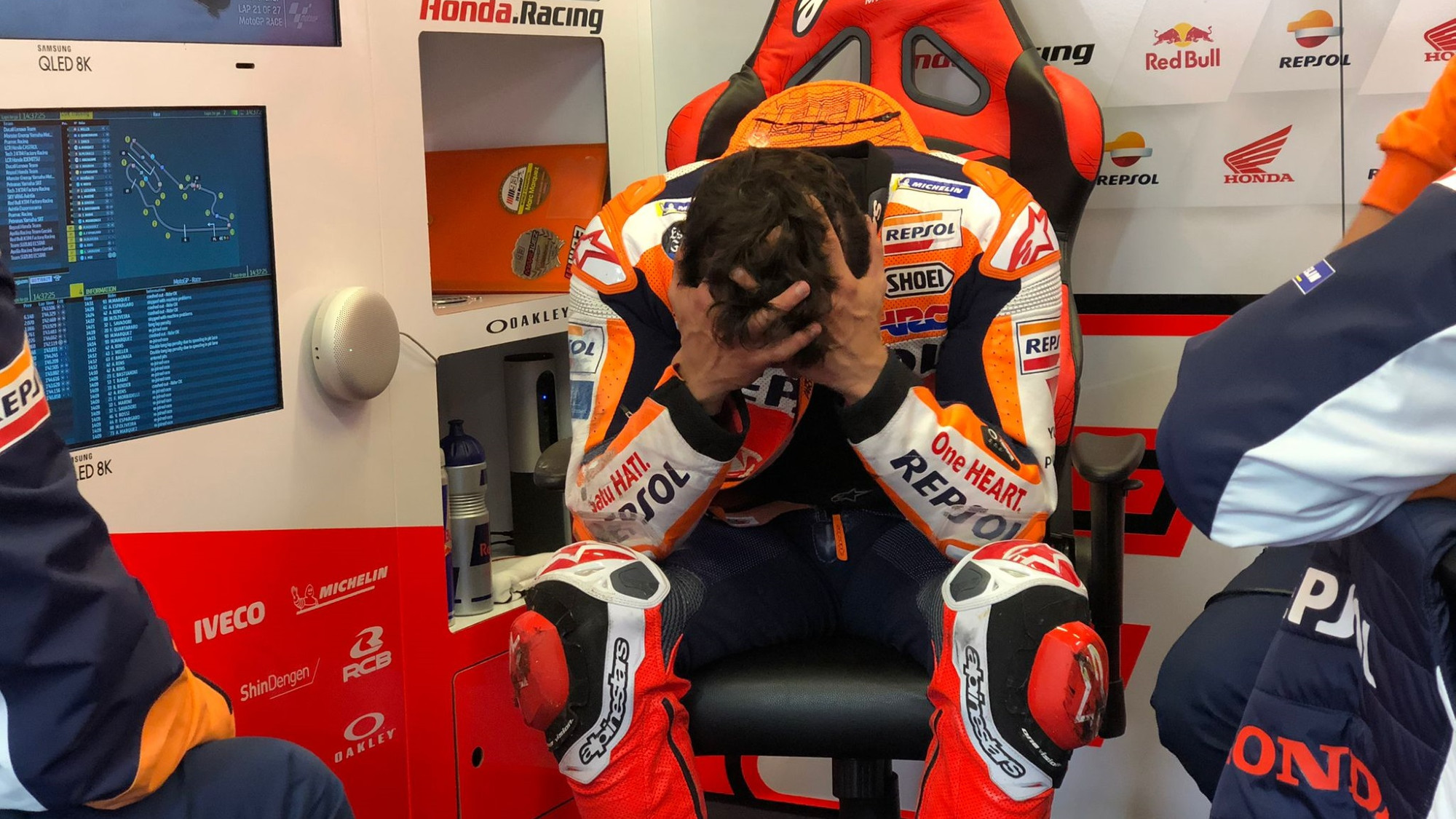 Marc Marquez, 2021 MotoGP French GP